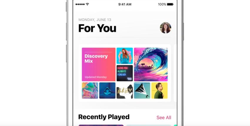 apple music 2 e1476350537708 [Vidéo] Apple Music : le nouveau design iOS 10