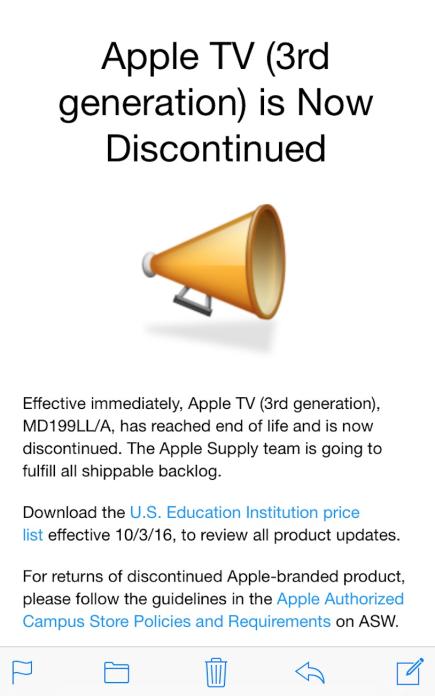 apple tv 3 LApple TV 3 nest plus en vente sur lApple Store
