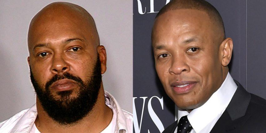 dr dre suge knight 850x425 Beats : Dr Dre accusé de tentative de meurtre