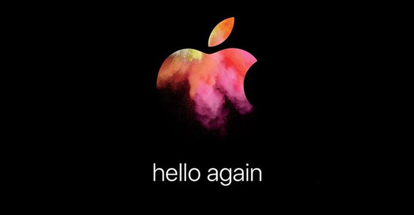 hello again 850x441 Bilan keynote : Apple TV, MacBook Pro, Touch Bar