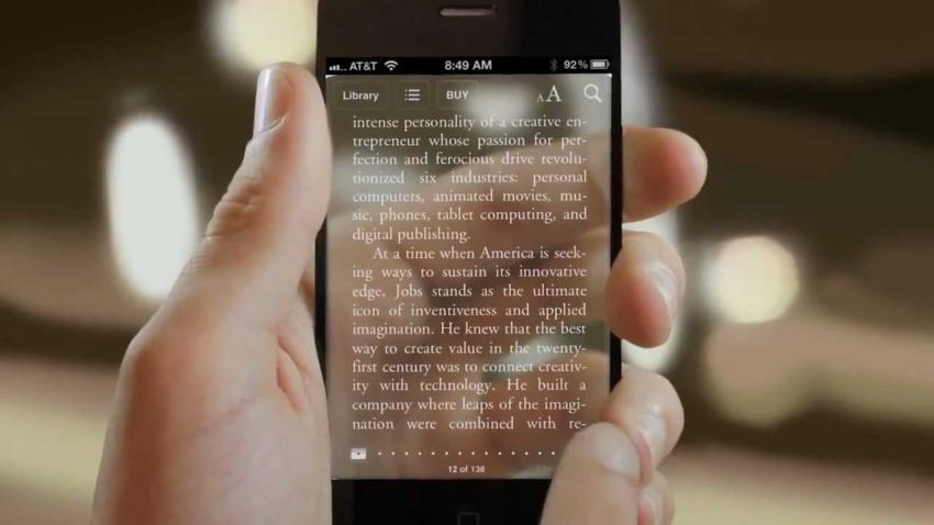 ios transparent e1475599492902 [Cydia] MinimalisticUI : ajuster la transparence de linterface iOS
