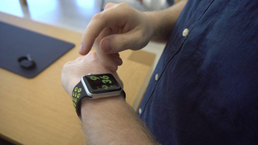 nike  850x478 [Vidéo] Apple Watch Nike+ : découvrez les fonctionnalités