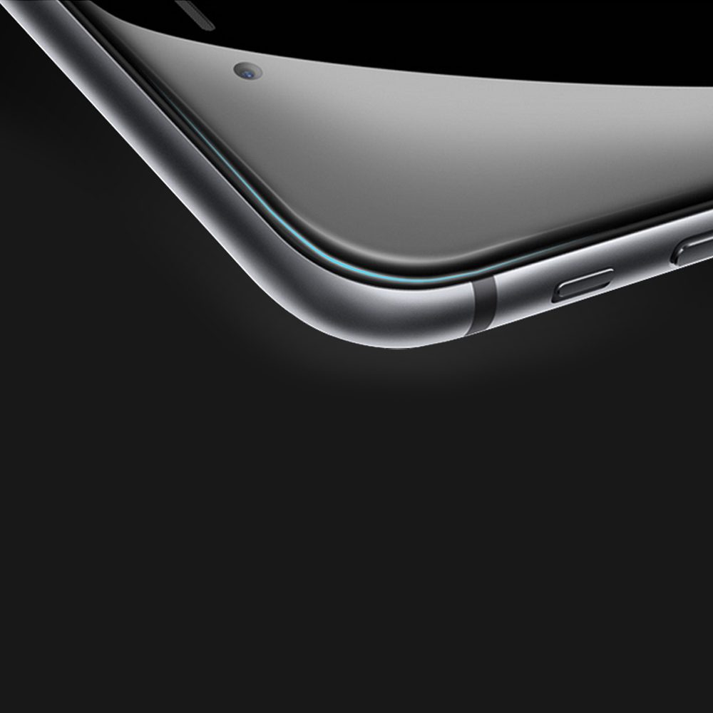 3 4 Protection décran iPhone 7 / 7 Plus intégrale 3D incurvée (ShopSystem)