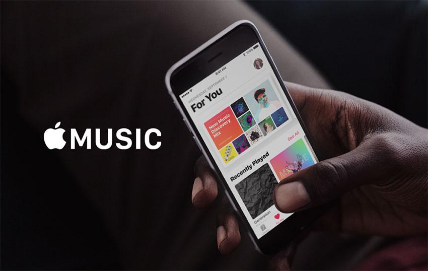 apple music 1 Stockage iPhone saturé : Gagner de lespace en nettoyant la bibliothèque musicale iCloud