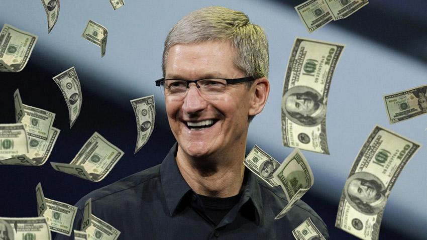 apple profits 2016 T3 : Apple a capté 91% des bénéfices de lindustrie mobile