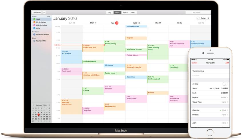 calendrier 850x486 iPhone : empêcher les spams dans lapplication Calendrier