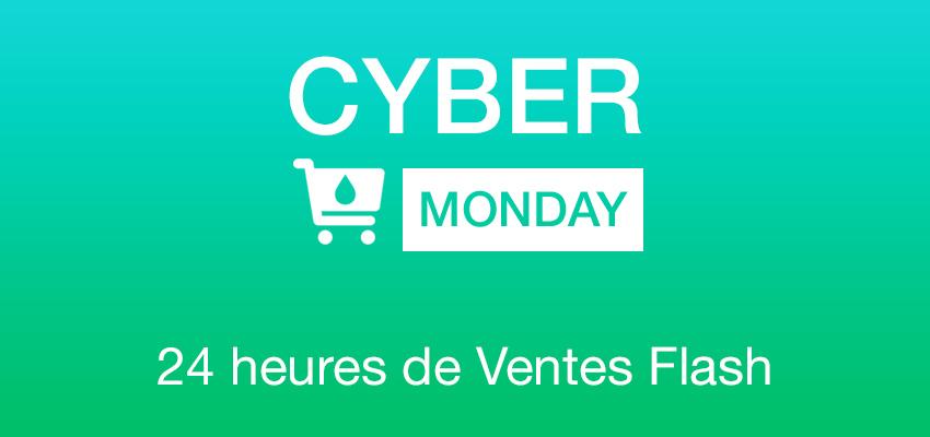 cyber monday CYBER MONDAY 24h sur la boutique ShopSystem (jusquà  50%)
