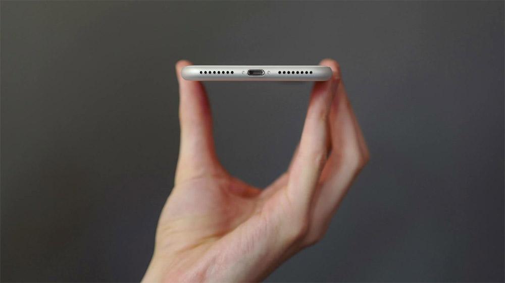hp Coque iPhone 7 et 7 Plus : Nouvelle génération 0.35mm ultra fine