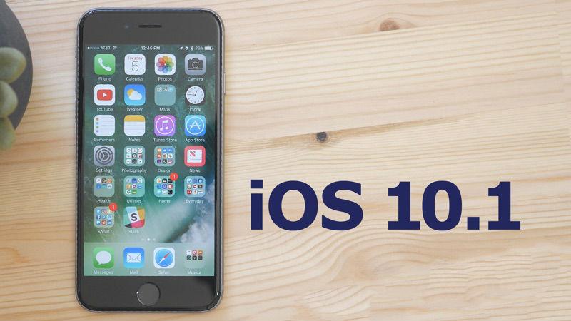 ios 10 1 [Vidéo] Jailbreak iOS 10.1 : une première démo en vidéo !