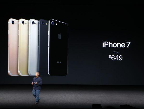 iPhone 8 – Apple doit faire face à un marché dont les prix sont en baisse