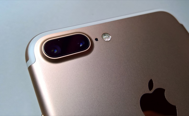 iphone 8 3D iPhone 8 : vers un appareil photo 3D ?