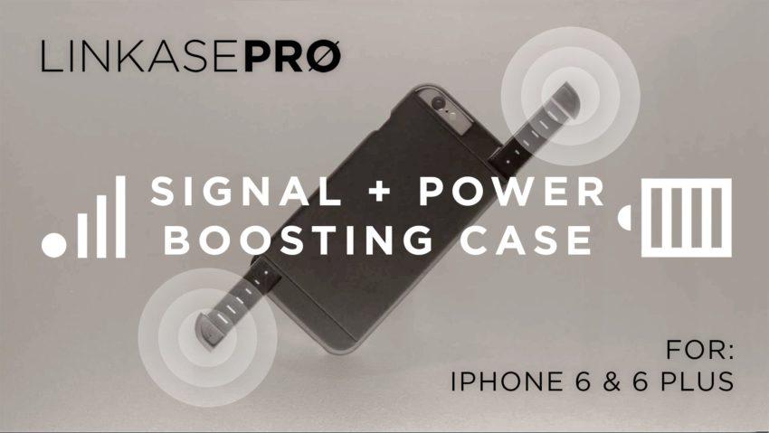 linkase 850x479 [Vidéo] Linkase : une coque iPhone améliore la réception