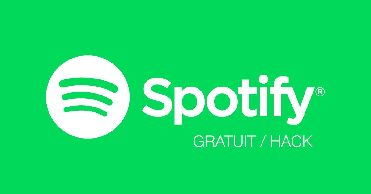 spotify hack [TUTO] Comment avoir Spotify Premium gratuitement sur iPhone sans Jailbreak