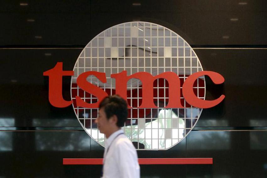 tsmc logo TSMC prédit une baisse des ventes de smartphones haut de gamme en 2018