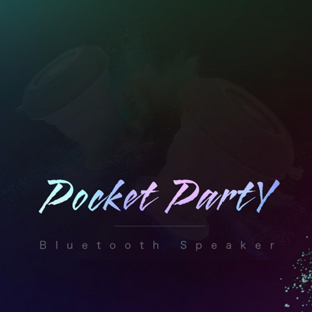 0 Enceinte Bluetooth Pocket Party®