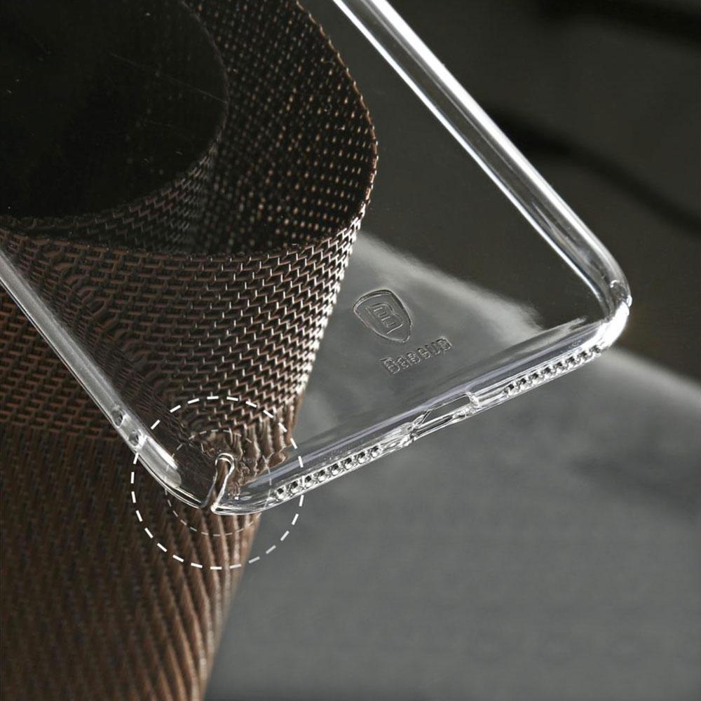 11 Sky Clear : Coque iPhone 7 & 7 Plus, super fine avec protection décran