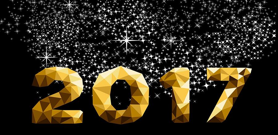 2017 AppSystem vous souhaite une excellente année 2017 !