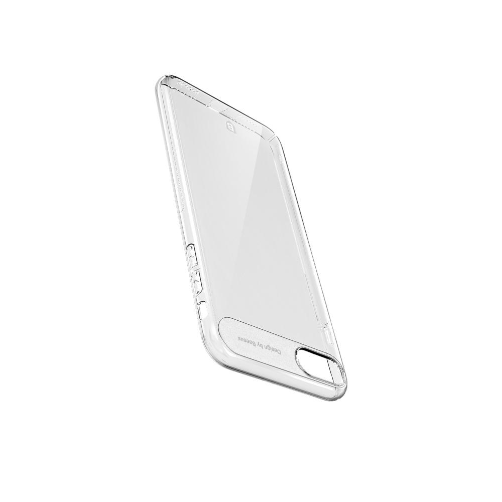 4 1 Sky Clear : Coque iPhone 7 & 7 Plus, super fine avec protection décran