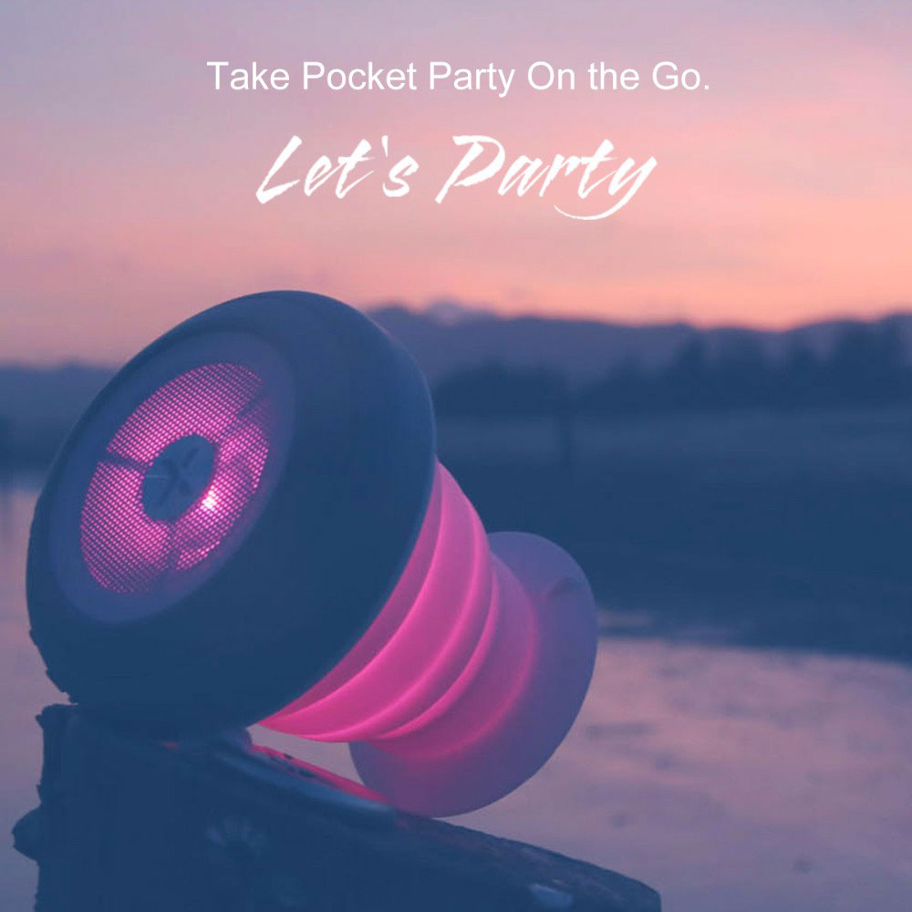 9 Enceinte Bluetooth Pocket Party®