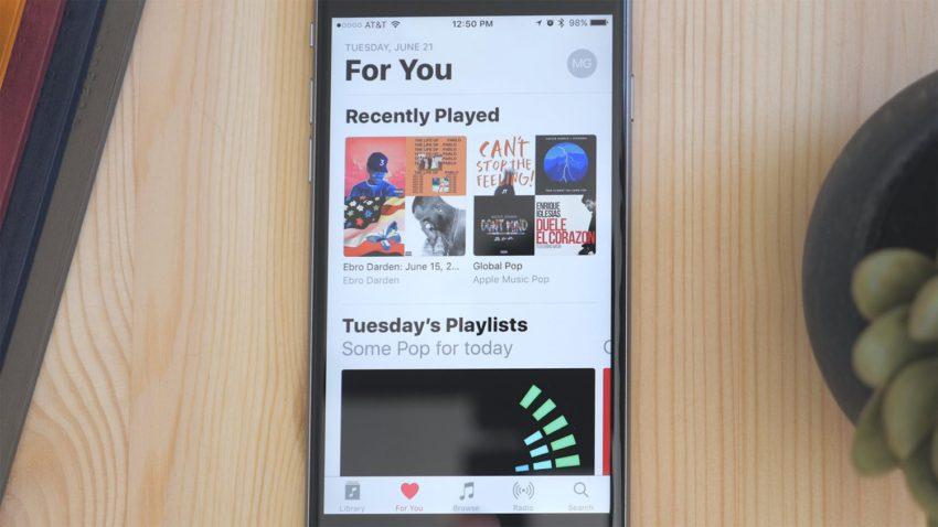 apple music 850x478 Apple Music : le cap des 20 millions dabonnés est franchi