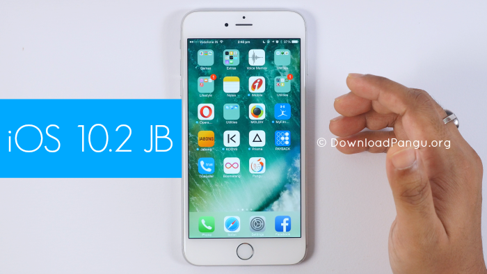 ios 10 2 jailbreak Le jailbreak iOS 10.2 arrive bientôt daprès @i0n1c