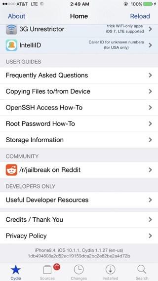 jailbreak ios 10 Jailbreak iOS 10 : une version bêta enfin disponible