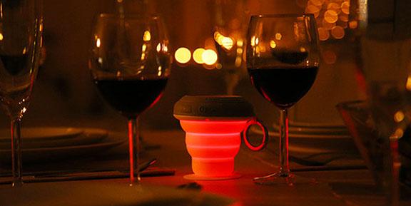 moodlight Enceinte Bluetooth Pocket Party®