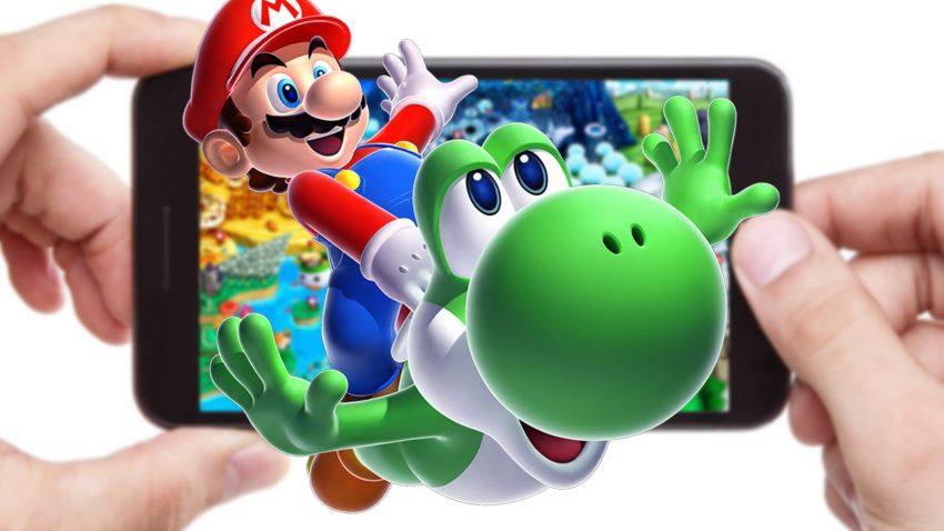 nintendo jeu mobile 850x478 Nintendo : 2 ou 3 jeux mobiles par an sur iOS