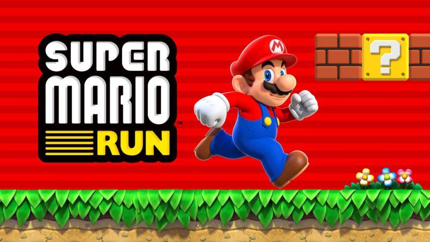 super mario run e1481194029853 Super Mario Run disponible pour iPhone, iPad et iPod touch