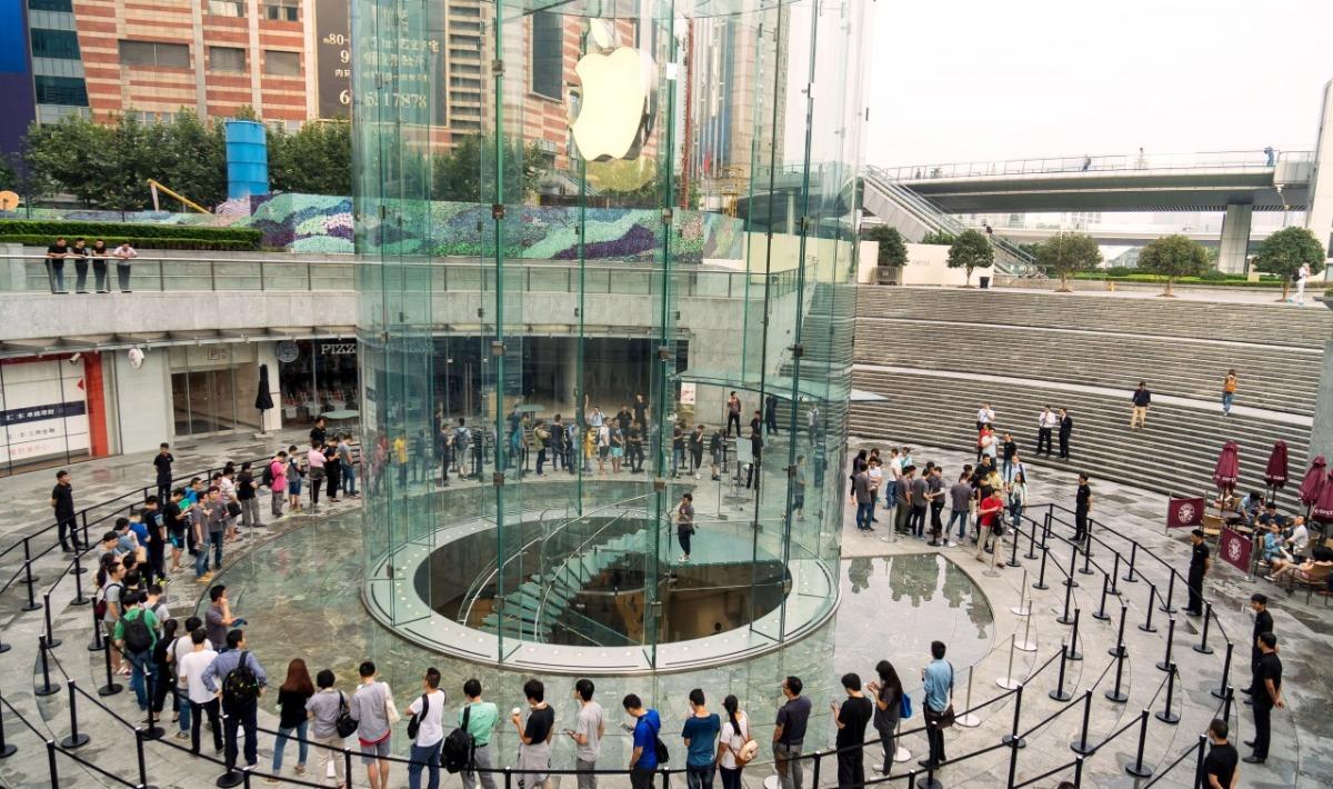apple store place de la liberte Un Apple Store prévu à Milan avec un style architectural particulier