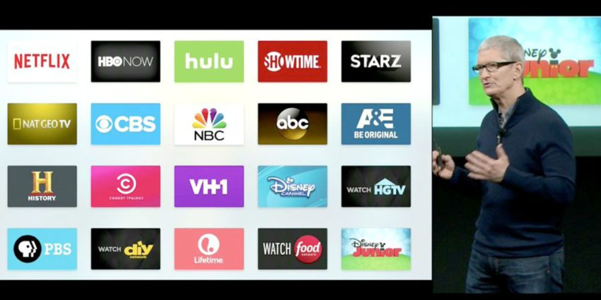 apple tv series 850x425 Apple Music : des séries TV originales dici la fin 2017