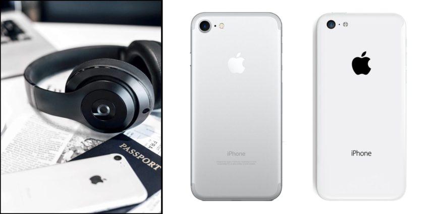 iphone 7 blanc de jais 850x425 LiPhone 7 Blanc de Jais repéré dans une pub Beats