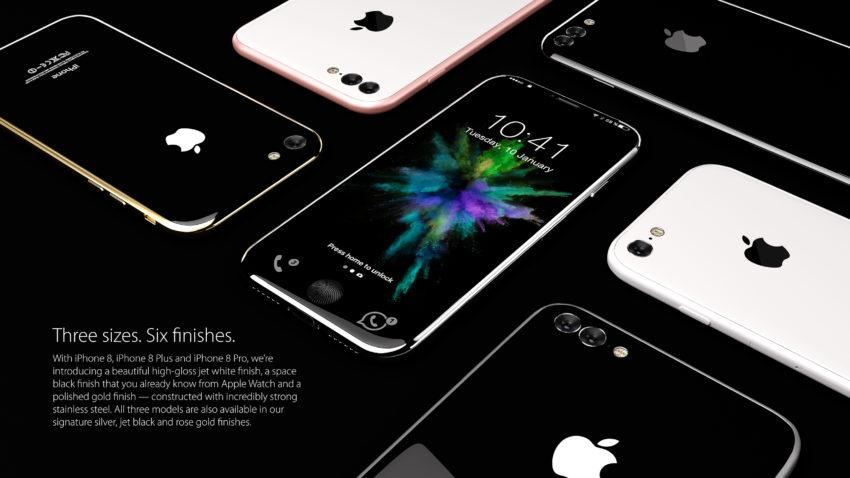 iphone 8 pro 5 850x478 iPhone 8 Pro : un concept magnifique et réaliste