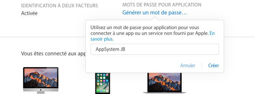 mdp apple 850x305 Tutoriel Jailbreak iOS 11 avec loutil Electra (installation de Cydia)