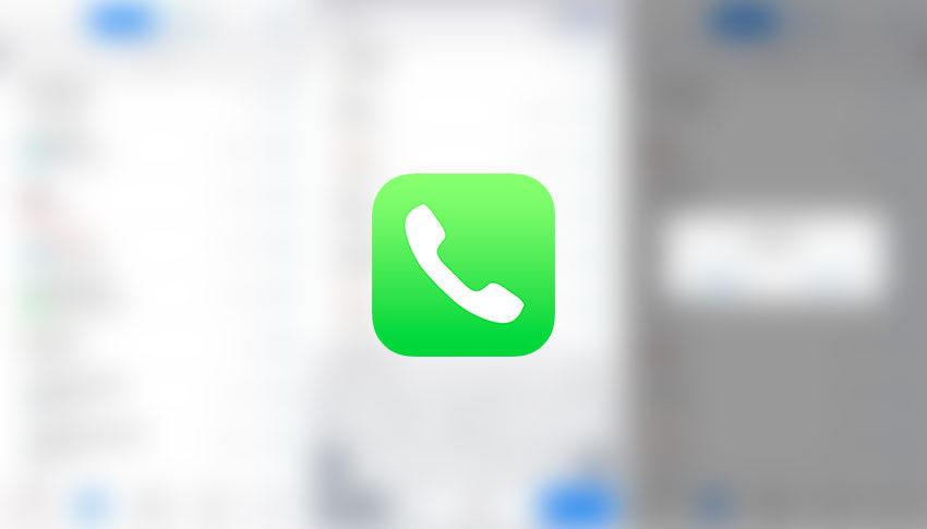 RecentCallsPlus 1 850x485 Cydia : RecentCalls+, améliorer la vue Appels récents de lapp Téléphone