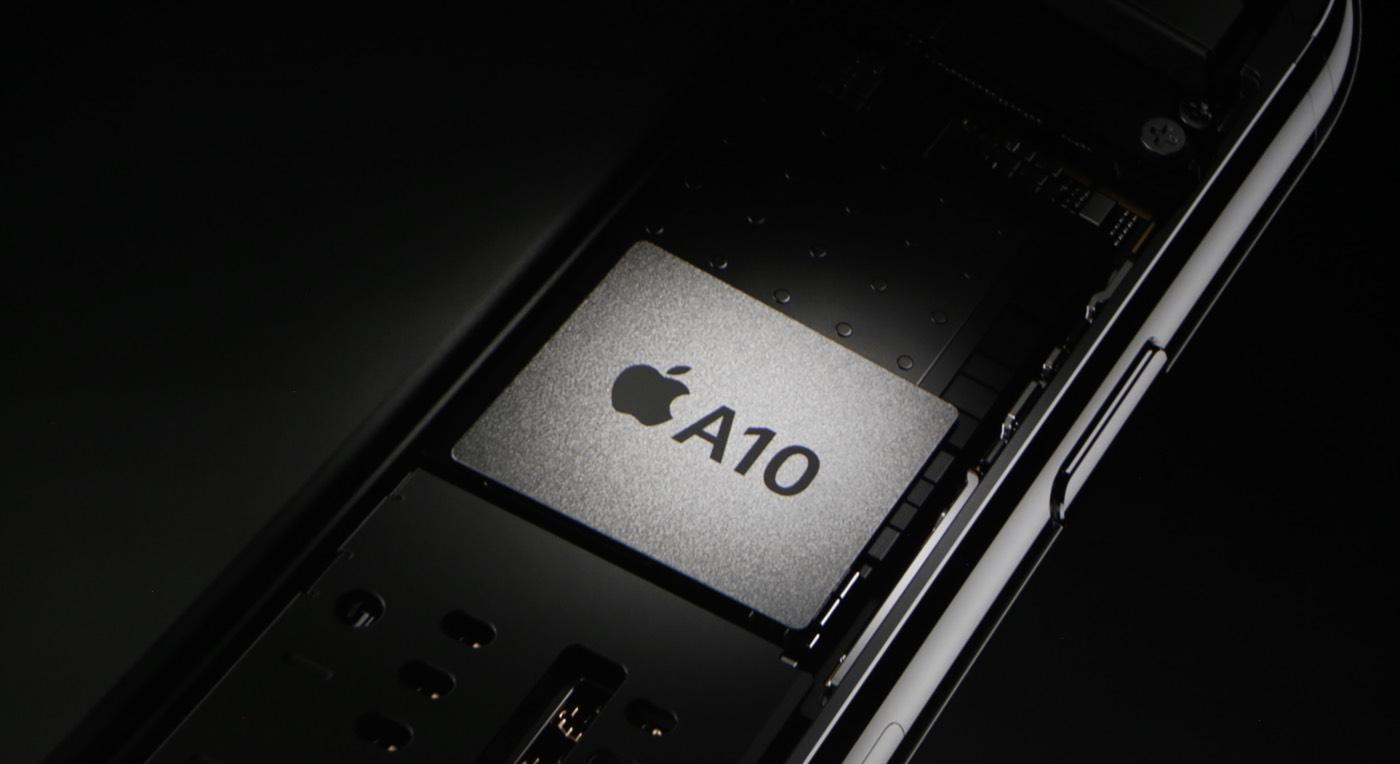 a10 fusion chip Mac : des puces ARM pour épauler les processeurs Intel ?