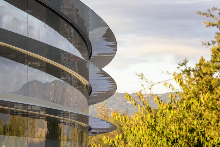 apple park 3 Louverture officielle de lApple Park aura lieu le 17 novembre prochain