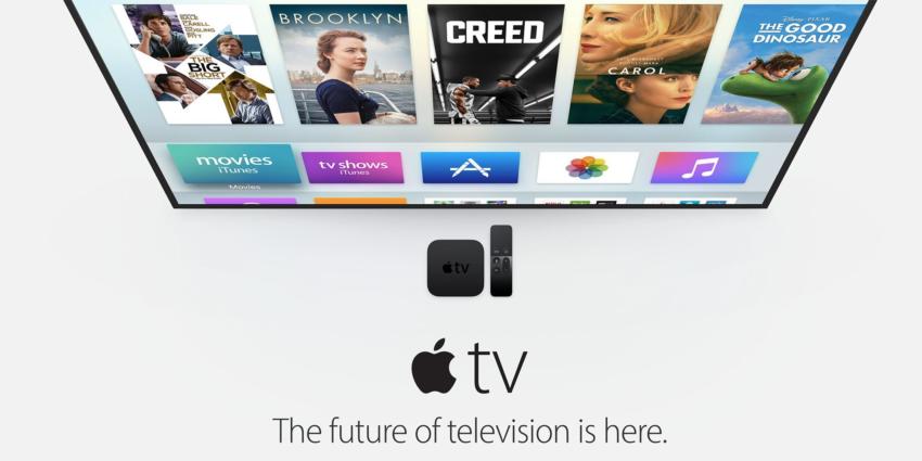 apple tv 850x425 Apple TV : un nouveau modèle 4K en préparation ?