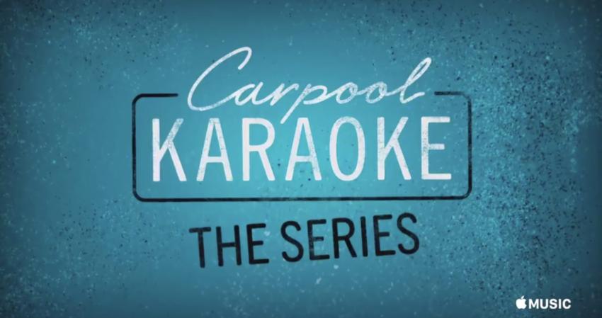 carpool karaoke 850x449 Apple Music : Carpool Karaoke soffre un premier teaser