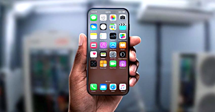 iphone 8 transparent e1486373228568 iPhone 8: un système de reconnaissance faciale en plus du Touch ID?