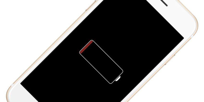 iphone batterie iPhone : Apple développerait ses propres puces afin de mieux gérer lautonomie