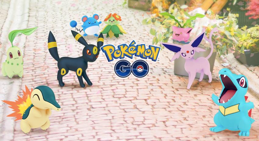 pokemon go 850x464 Pokémon Go : 80 nouveaux Pokémon arrivent cette semaine !