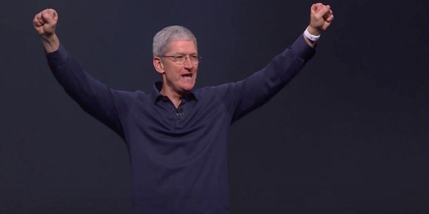 tim cook 850x425 850x425 Apple nommée 4ème entreprise la plus innovante du monde