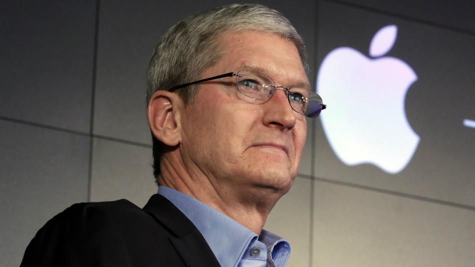 tim cook Voici le salaire de Tim Cook et des autres dirigeants d'Apple pour 2017