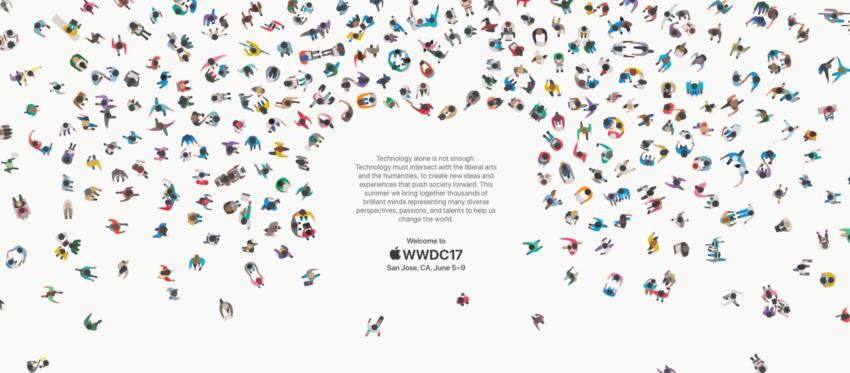 wwdc 2017 850x373 WWDC 2017 : Apple annonce la date et le lieu de la conférence