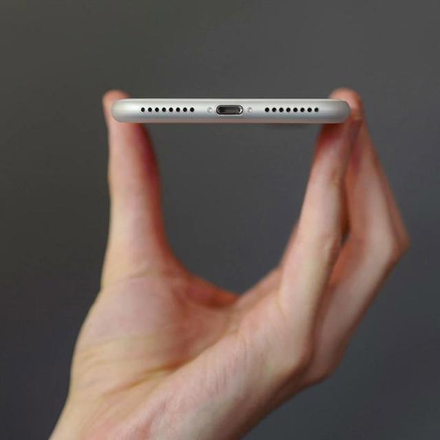 6 Coque iPhone 6/6S, 7 et 8   Ultra fine de 0.35mm (en promo à 29.99€)