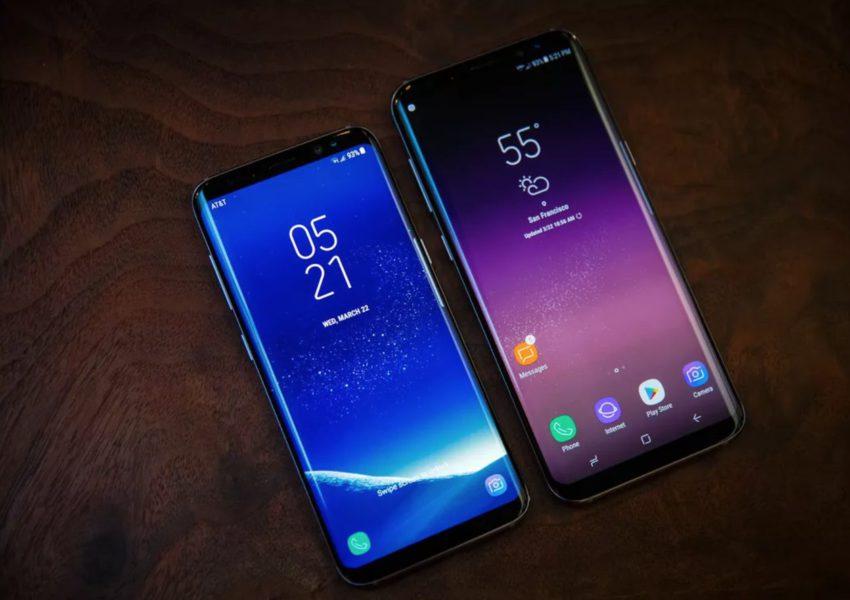 Galaxy S8 5 Samsung présente les Galaxy S8/S8+ : prix, caractéristiques et date de sortie