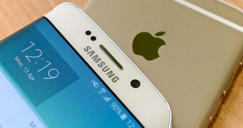 GalaxyS8 iPhone8 iPhone 8 vs Galaxy S8 : le comparatif (basé sur les dernières rumeurs)