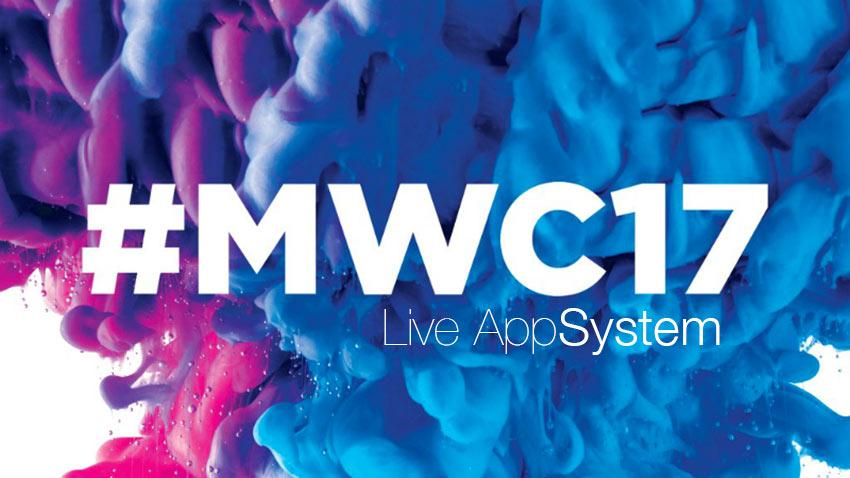 MWC17 AppSystem MWC 2017 : suivez en direct lévénement avec AppSystem