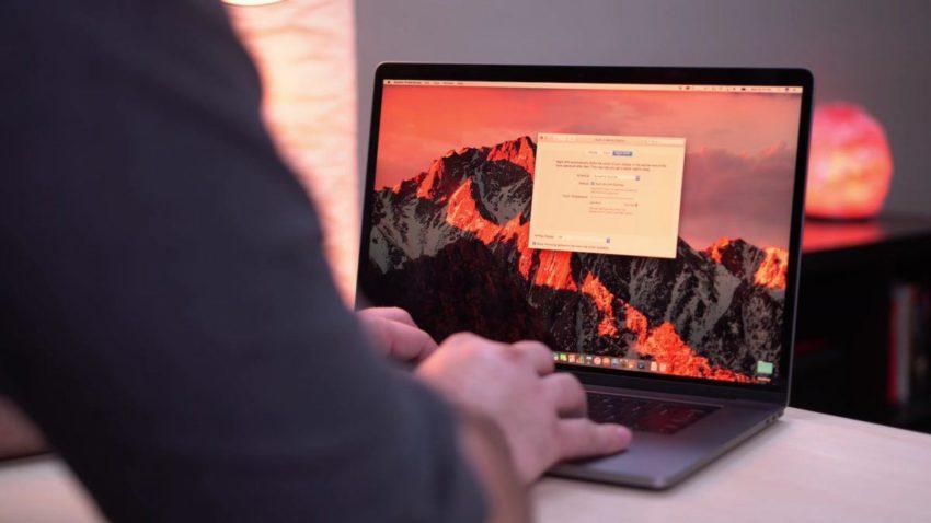 Night Shift macOS macOS 10.12.4 est disponible au téléchargement